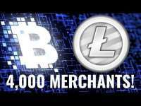 Trade Genius: Litecoin Accepted at 4000 More Merchants!