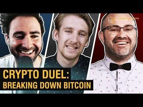 Cointelegraph: Crypto Duel: Breaking Down Bitcoin | Eric Crown & Mati Greenspan