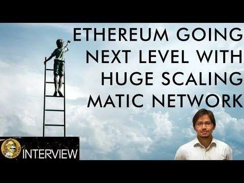 The Crypto Lark: This Is How Ethereum Scales - Matic Network Crypto