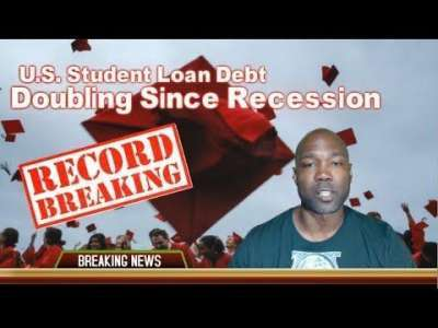 Rethinking The Dollar: (Record Breaking) U.S. Student Loan Debt Has Doubled Since Last Recession