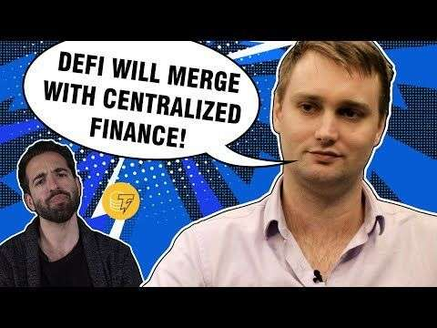 Cointelegraph: Will Centralized & Decentralized Finance Eventually Integrate? | Interview with MakerDAO Founder