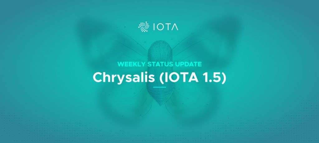 IOTA: Chrysalis update — December 4