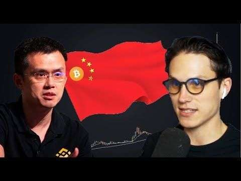 Venture Coinist: How Does CHINA Blockchain Announcement Affect BITCOIN Market? w/ CEO of Binance