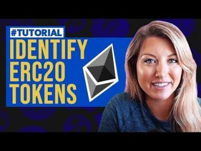 Crypto Tips: How to Identify ERC20 Tokens