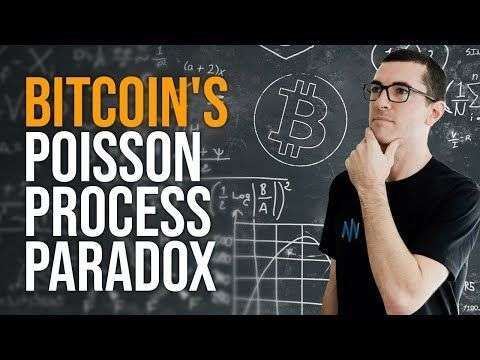 Nugget: Bitcoin's Poisson Process Paradox Clearly Explained