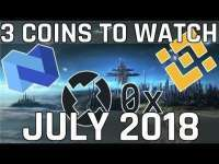 YLGV: 3 Cryptocurrencies To Watch in July 2018 (Cryptocurrency Picks)