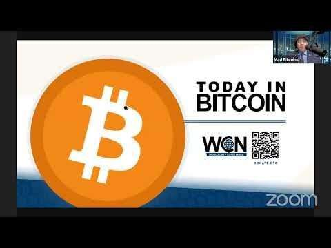 World Crypto Network: Today in #Bitcoin (Feb 23, 2021) - Fear sweeps through Crypto, Dogecoin also down