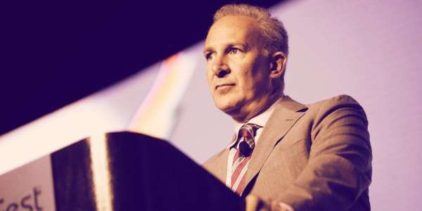 Decrypt Media: Peter Schiff Banked Known Criminals, Tax Probe Claims