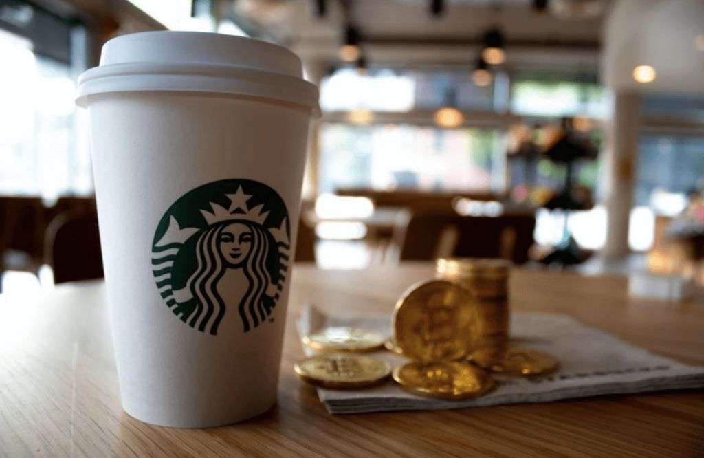 Coingape: Instantaneous Bitcoin [BTC] Payment Will Soon be Enabled at Starbucks, Courtesy of Bakkt