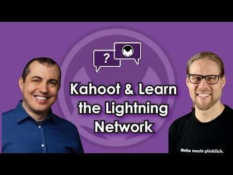 aantonop: Kahoot on Bitcoin and The Lightning Network [24 Questions to Test Your Knowledge]