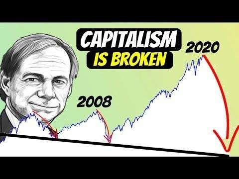 Aimstone: Ray Dalio: The world has gone mad and the system is broken (2020 Recession)