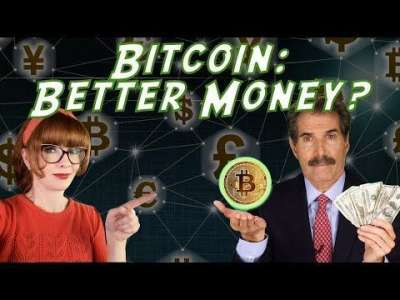 Naomi Brockwell: Is Bitcoin Better Money? John Stossel interview with Naomi Brockwell