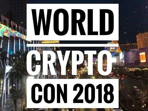 Decentralized TV: World Crypto Con // Vegas Aria 2018 // Party Starts Now // LifeSizeBox