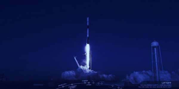 Decrypt Media: Elon Musk's SpaceX Blasts Starlink Satellites Into Space, Paving Way for Public US Beta