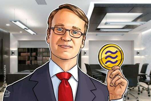 CoinTelegraph: Bundesbank Head Says Don't Suppress 'Innovative Concepts' Like Libra