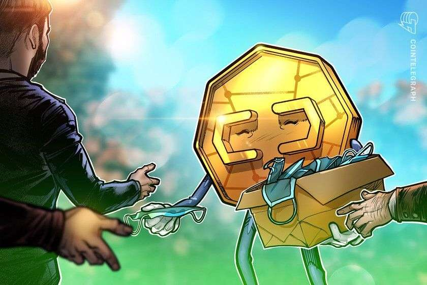 CoinTelegraph: Supply chains reimagined: Enterprise DeFi finances personal protective equipment