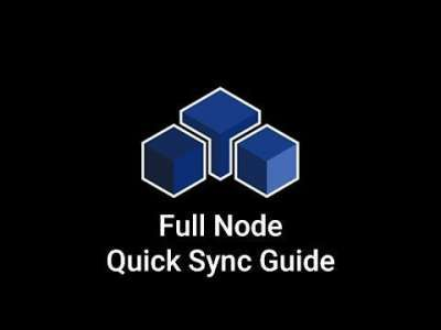 Goose-Tech: ZelCash Full Node Wallet Quick Sync Guide - Easy!