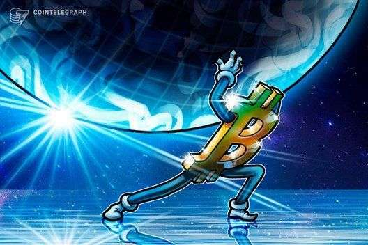 CoinTelegraph: CEO at Real Vision Raoul Pal Bets on Bitcoin Up 100x in Next Five Years