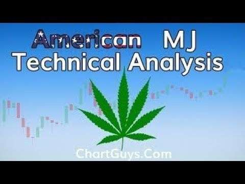 TheChartGuys: US Marijuana Stocks Technical Analysis Chart 10/20/2019 by ChartGuys.com
