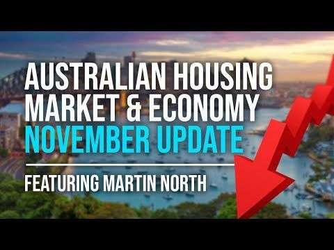 Nugget: Australian Housing Market & Economy - November Update