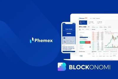 Blockonomi: Wall Street Veterans Launch Phemex: Crypto Derivatives Platform in Singapore