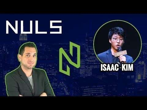"Crypto Zombie: NULS | The ""Wordpress"" of Blockchain? Isaac Kim (COO) Explains & Updates $NULS"