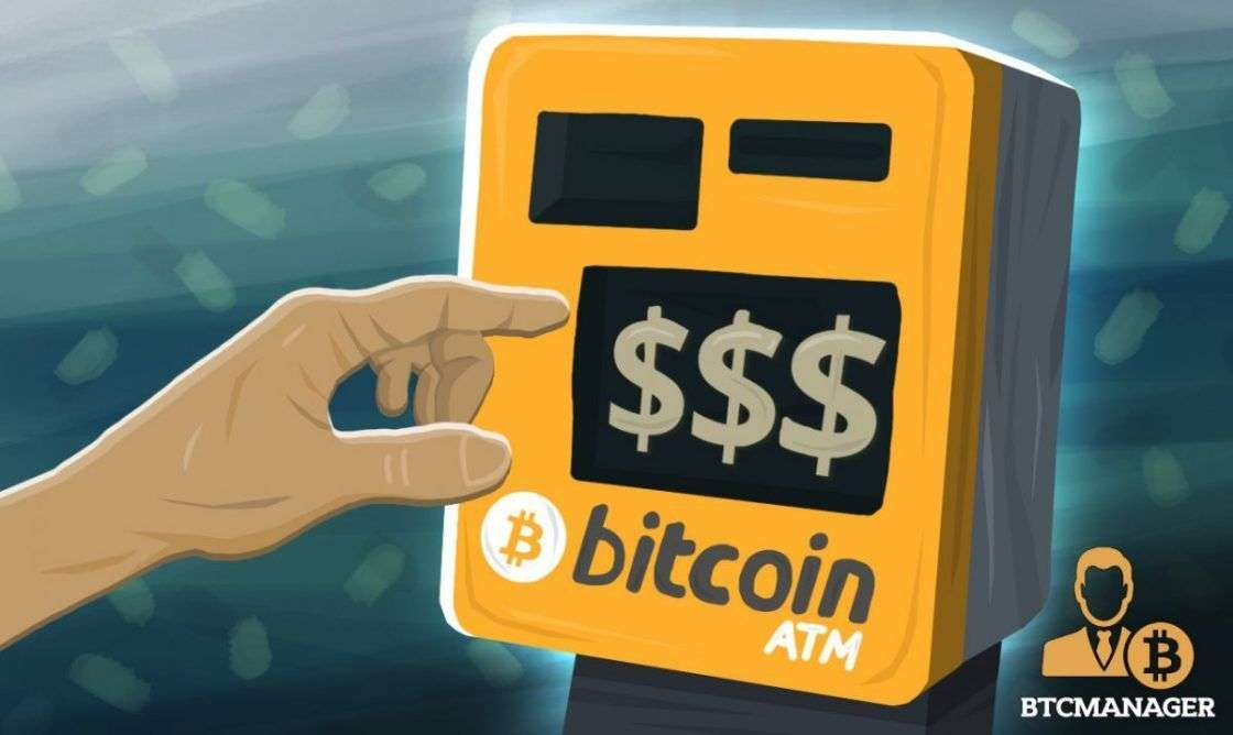 BTCManager: Global Bitcoin ATM Count Grew by Over 1,000 in November