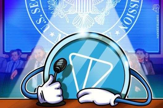 CoinTelegraph: Telegram's Legal Battle With the SEC Heats Up Over TON Bank Records