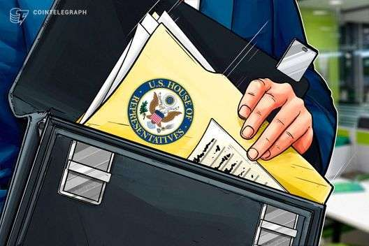 "CoinTelegraph: Drafted ""Keep Big Tech out of Finance"" Act Surfaces Days Before Libra Hearings"