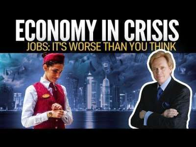 GoldSilver (w/ Mike Maloney): ECONOMY IN CRISIS - Jobs: It's Worse Than You Think - Mike Maloney