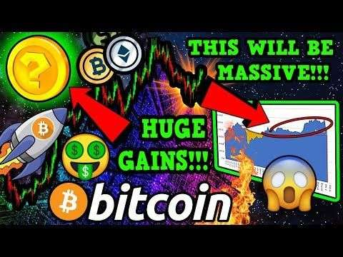 Crypto Zombie: BITCOIN WINDS UP for INSANE MOVE!!! THE NEXT DEFI CRAZE!!!!? 100X GAINS EASY!?!!!