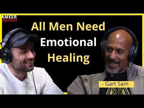 Ameer Rosic: All Men Need Emotional Healing