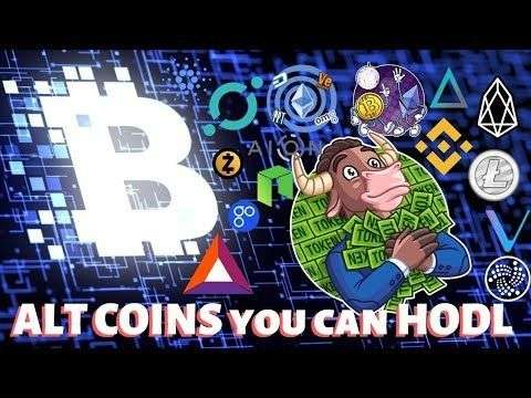 Trade Genius: Altcoins you can HODL