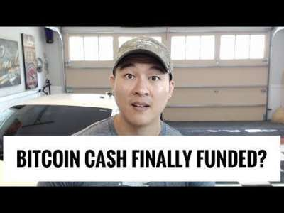 Decentralized TV: Bitcoin Cash Finally Funded? - Mining Funds to Improve BCH?