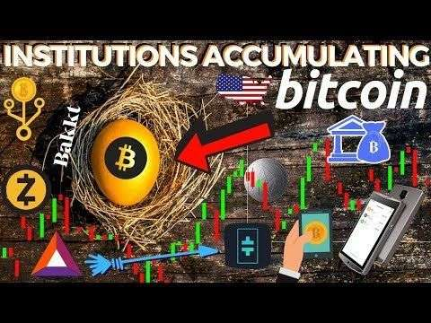 Altcoin Buzz: Institutions Accumulate BITCOIN! Theta Network Brave Browser Partnership! ZCash Fork YCash