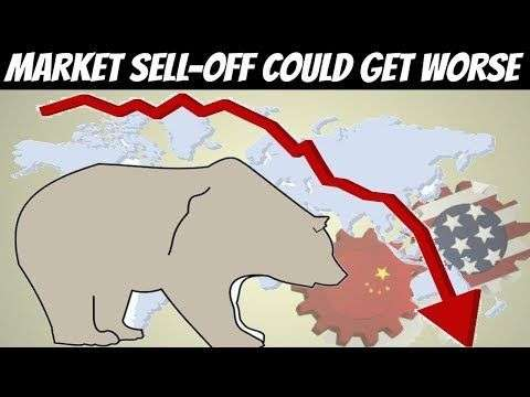 Aimstone: Stock Market Crash Is Coming!  (2018-2019)
