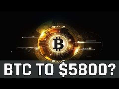 YLGV: Bitcoin to $5800? Where Will Bitcoin Go From Here?