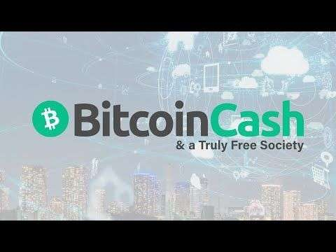 Roger Ver: Peer to Peer Cash and Plans For a Truly Free Society