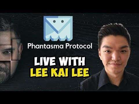 Crypto Crow: Phantasma Chain Live with Lee Kai Lee - Do you have SOUL?