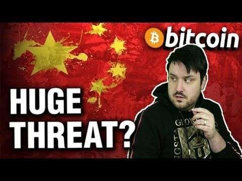 Crypto Daily: Is China a Serious Threat to Bitcoin?