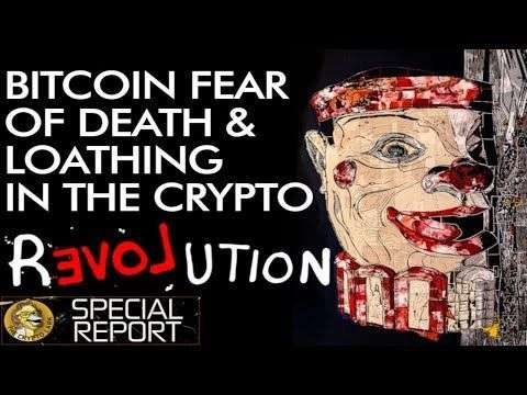 The Crypto Lark: Bitcoin, Fear, Death & Revolution - Look Beyond Price