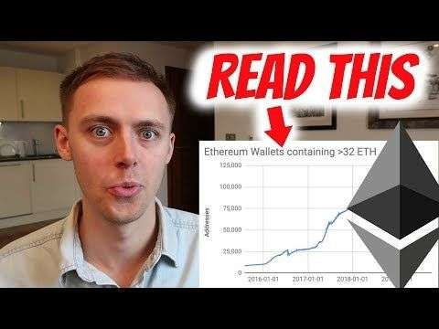 Louis Thomas: People are Racing to Accumulate 32 ETH - Here are the Figures