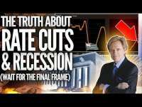 GoldSilver (w/ Mike Maloney): The Truth About the Fed's Rate Cuts (Wait For the Final Frame) - Mike Maloney