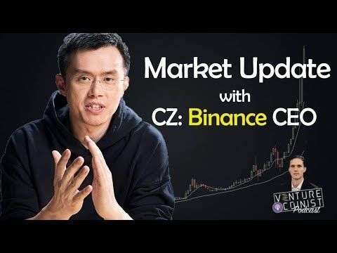 Venture Coinist: CZ Shares Thoughts on the Crypto Market, Future of Binance, China News and BNB