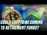 DataDash: Crypto Could Be Coming to Retirement Portfolios In The Near Future