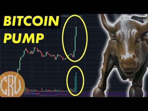 CryptosRUs: Bitcoin PUMP and Altcoins Rally  | Cryptocurrency News