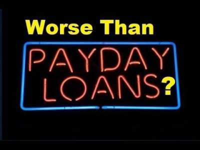 WallStForMainSt: Worse Than Payday Loans for US Consumers? Online Installment Loans Up 10 Fold Since 2014!