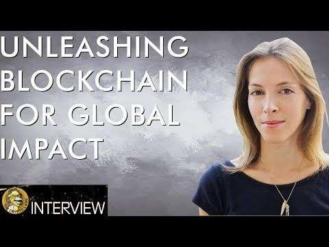 The Crypto Lark: Monetary Freedom & Unleashing Blockchain's Power with Galia Benartzi - EOS, Ethereum, Tron, Bancor