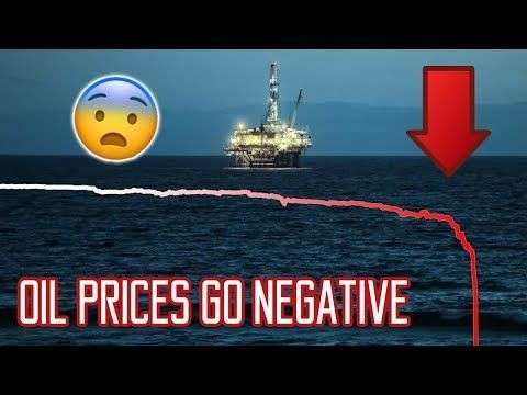DataDash: Negative Prices For Oil | How Can This Happen?